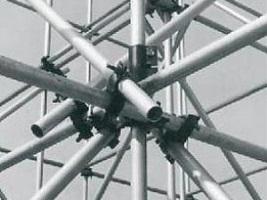 tubo equipado para locação em Jundiai pela Andaimes 3A Andaimes Jundiai